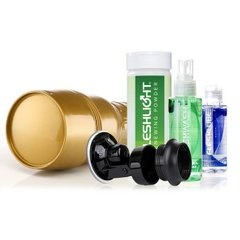 Мастурбатор Fleshlight STU Value Pack, Розовый